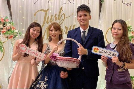 黃&黎訂結婚禮❤️