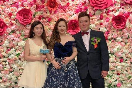 邱&廖訂結婚禮❤️