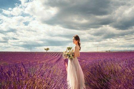 海外婚紗 / 法國