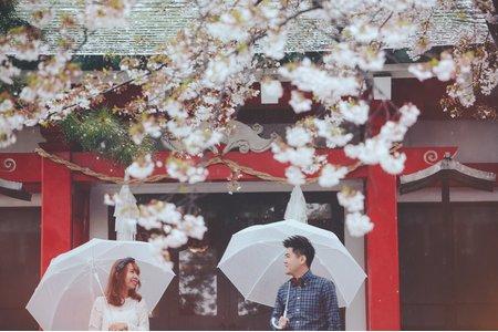 海外婚紗 / 日本