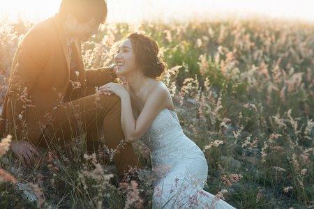 自助婚紗二造型(單造型師方案)