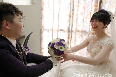 柏諭 & 雅絜 Wedding
