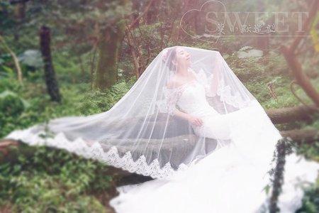 自助婚紗側拍