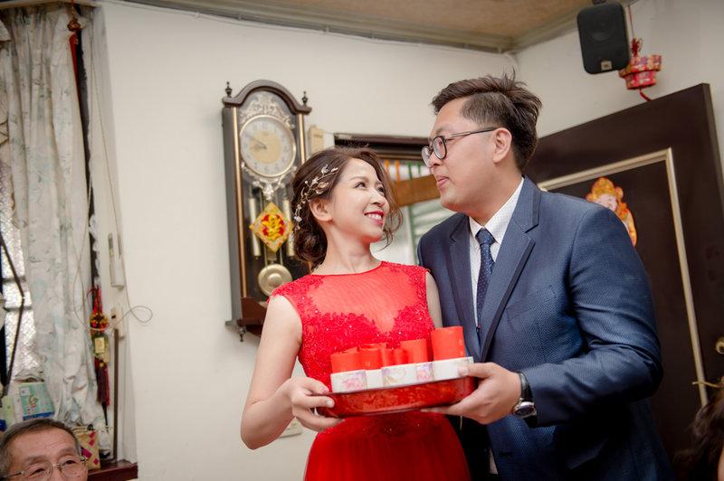 文訂或迎娶儀式+中午宴客作品