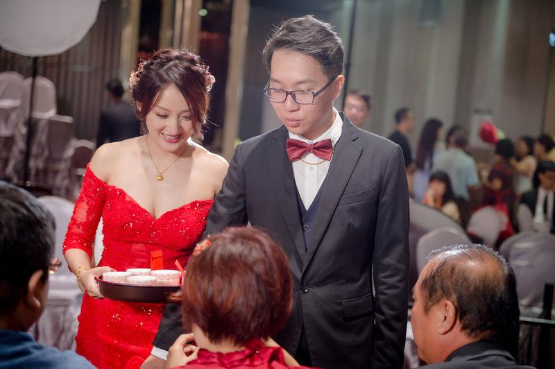 啾。幸福婚禮影像