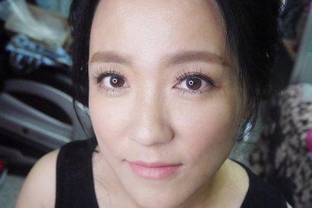 新秘涵涵han♥乾淨自然妝髮