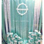Tina 婚禮佈置設計!