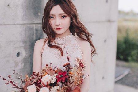 新娘單妝髮/訂婚/結婚  午宴&晚宴