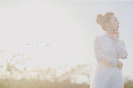 Emma Summer 婚紗外拍作品