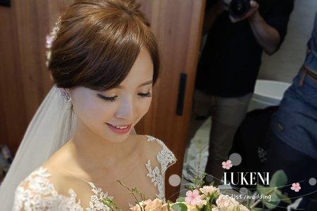 花草系新娘
