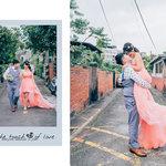 伊頓自助婚紗攝影工作室(新竹經國店),婚紗分享