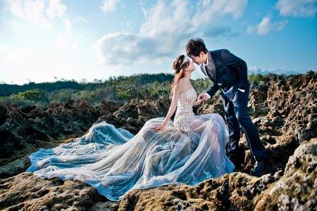 艾瑪婚紗 台中婚紗 墾丁小峇里