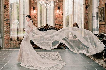 艾瑪婚紗 台中婚紗 個人藝術照 愛麗絲的天空