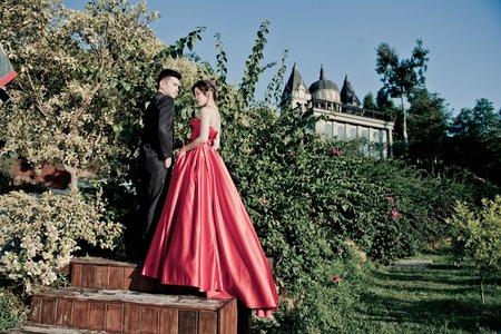 艾瑪婚紗 台中婚紗 小清新輕婚紗 牛仔風