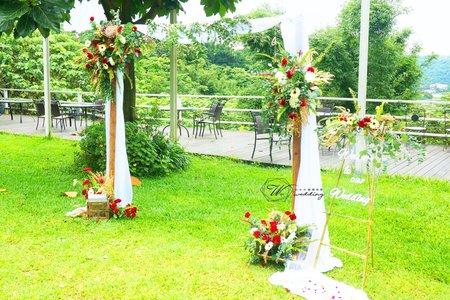 山景綠灣-戶外婚禮