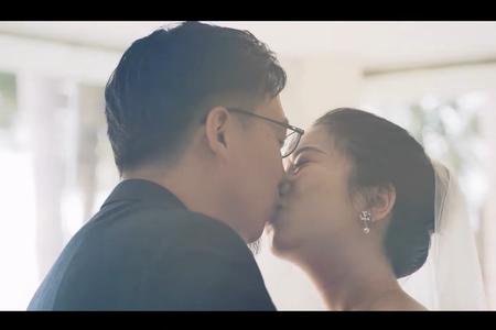 【婚禮錄影】Lannie & Jeffrey(精彩截圖)