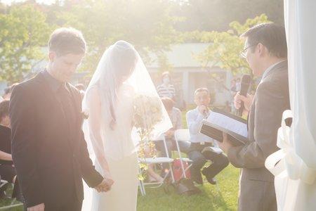 戶外證婚/戶外婚禮