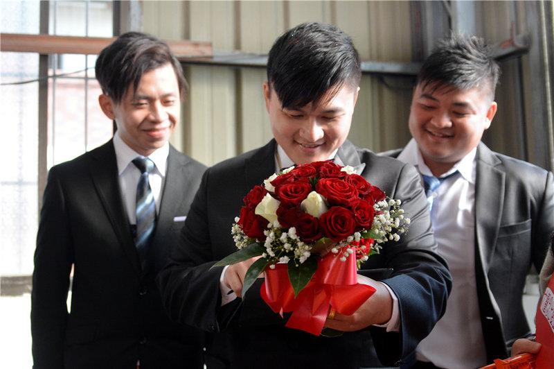 台東花蓮婚禮紀錄攝影作品