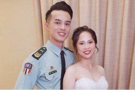 國軍聯合婚禮