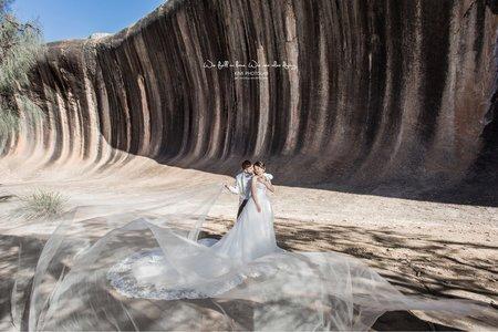 澳大利亞旅遊婚紗