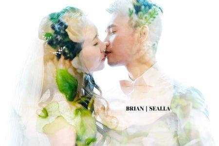 婚禮紀實| Brian|Stella