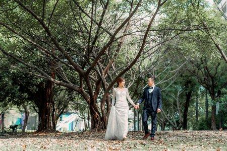 Eiffel+Cheryln 婚禮搶先版