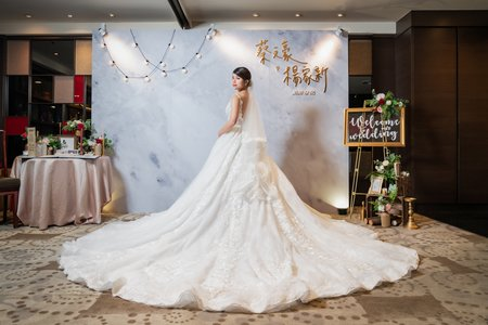20201205 文豪 家新 結婚宴客 台北福華