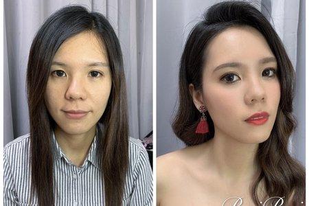 +新娘造型x韓系明星感風格+