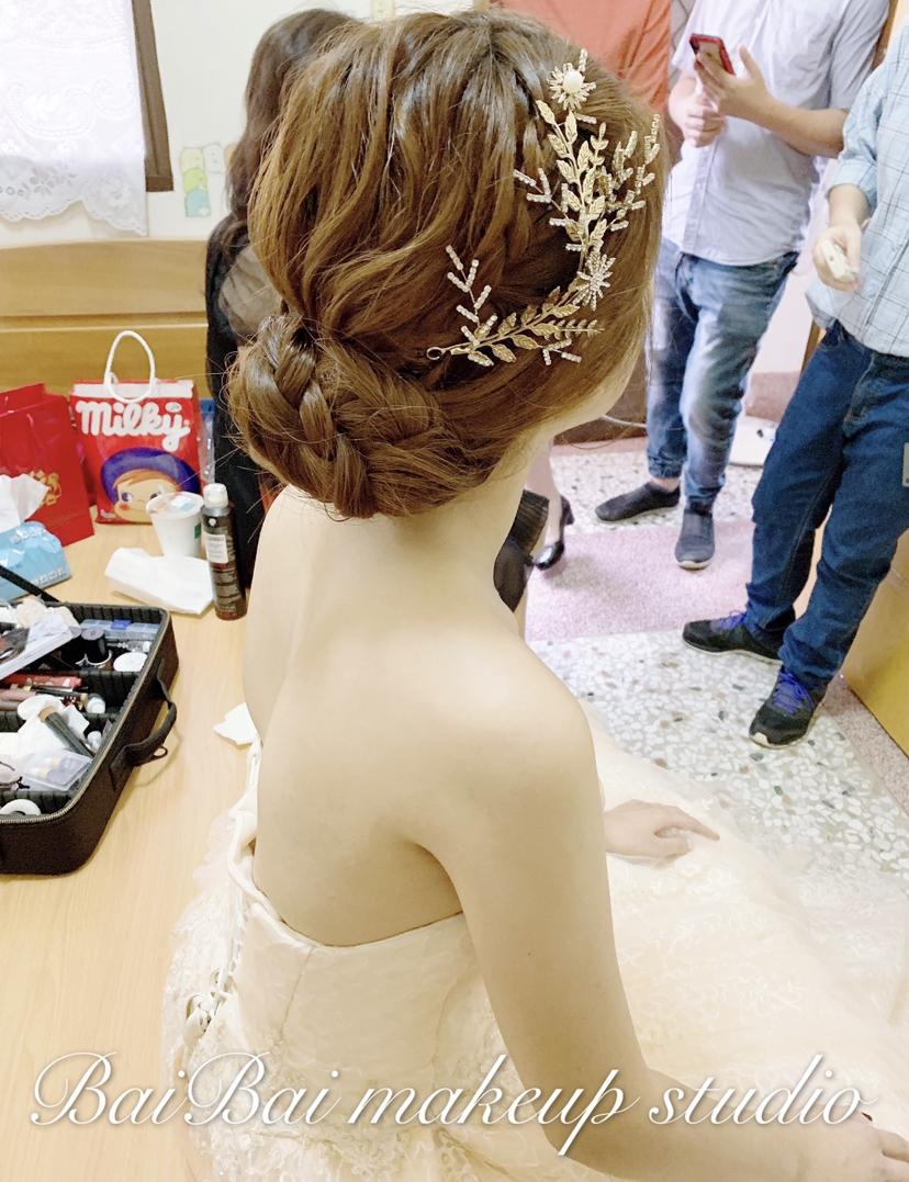 6539A8B3-112A-4D3C-918E-0B4C25AD48DF - BaiBai Makeup•台中新秘白白《結婚吧》