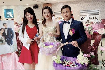 婚禮主持白白