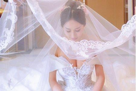 新娘三造型