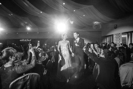 Willie、Miu Wedding Party - 晶宴會館上海鄉村(板橋店)