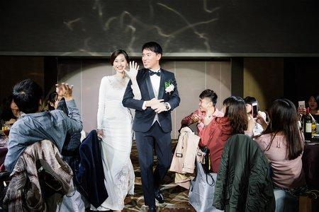 John & Yolanda Wedding party -  台北福華大飯店