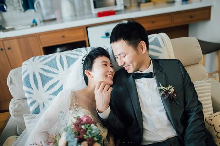 Wu & Chen   Wedding Party