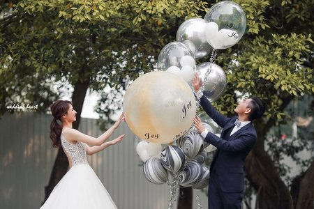 Wu、Joy -  Wedding Party