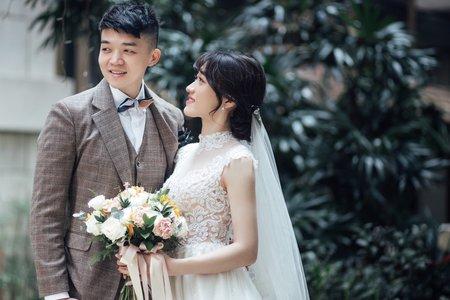 Kuei & Anice Wedding Party