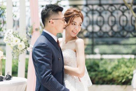 Ivan & Iris Wedding Party -林酒店