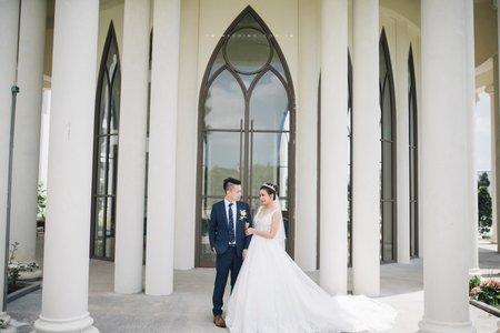 Heart-Wed|臻愛婚宴會館 |婚禮紀實|教堂證婚|