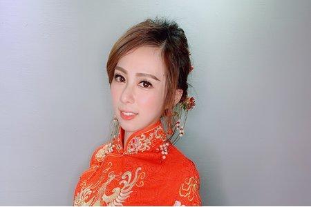 中式秀禾服