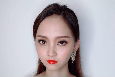 時尚名媛油頭