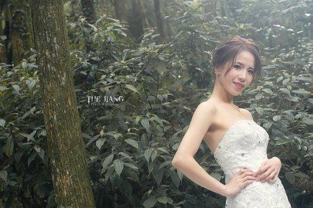 森林婚紗外拍寫真