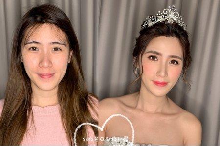 韓系妝髮三造型