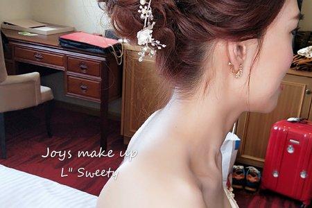 妝髮造型 / 造型師Joys