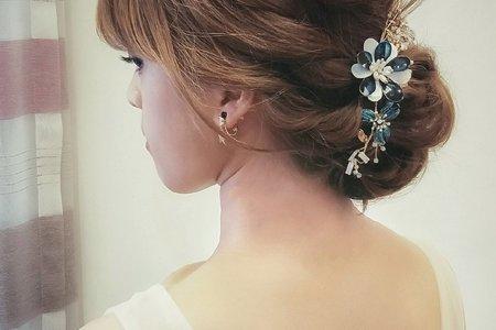 新娘妝髮/造型師Joys