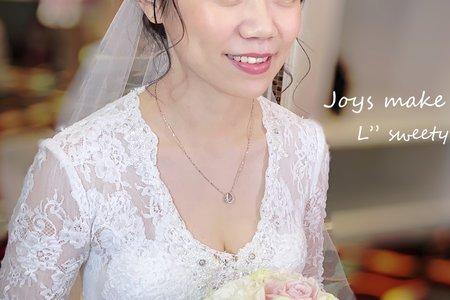 家銘白紗造型/新娘秘書