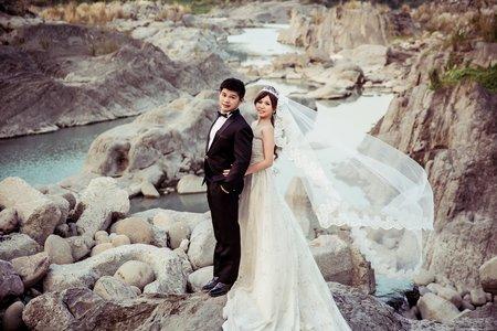 桃園大溪自助婚紗