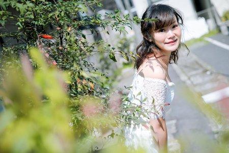 『自助婚紗』日本東京海外婚紗
