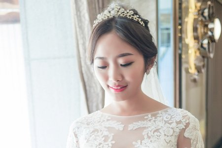 Dora Lin 韓風造型 台中新娘秘書