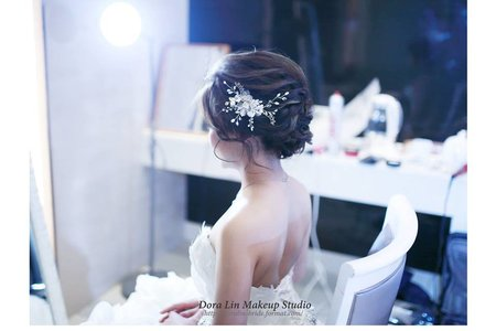 Dora Lin/Bridal makeup & hair