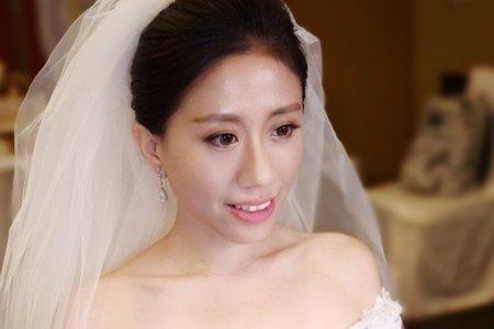 Dora Lin /台北新秘 北投麗禧酒店